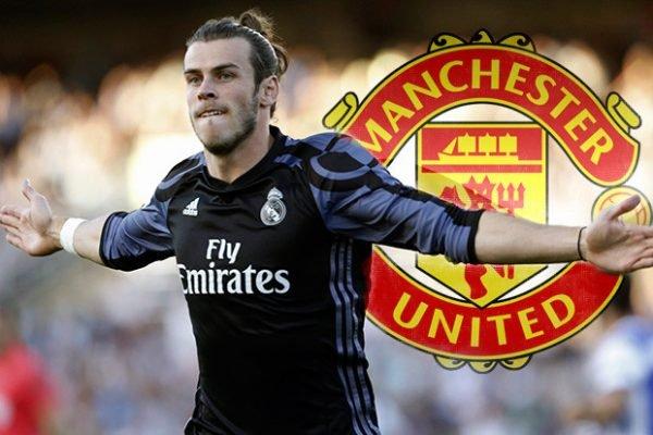 Bale Sudah Sepakat Untuk Bermain Di Manchester United