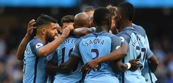 Manchester City Sudah Bisa Mengimbangi Permainan Barcelona
