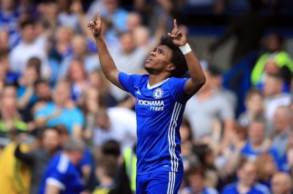 Conte Katakan Willian Adalah Penentu Kemenangan Chelsea