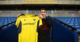 Cameron Brannagan Kini Bergabung Bersama Oxford United