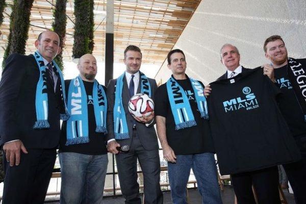 David Beckham Akan Segera Promosikan Tim Barunya