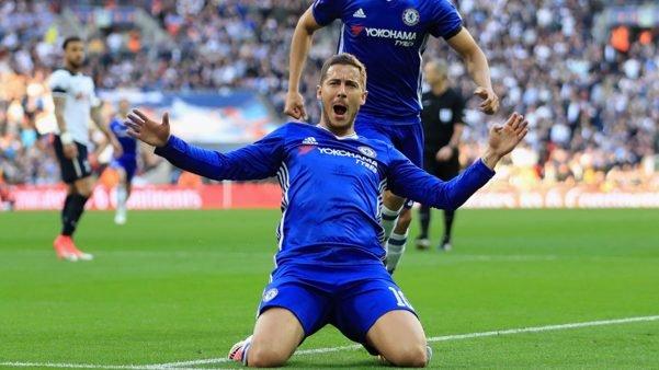 Madrid Akan Datangkan Hazard Dan Sudah Siapkan Nomor Punggung