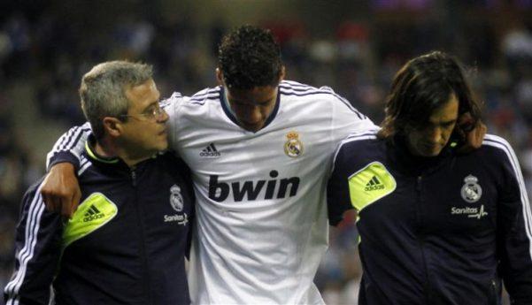 Zidane Sangat Kebingungan Raphael Varane Mengalami Cedera