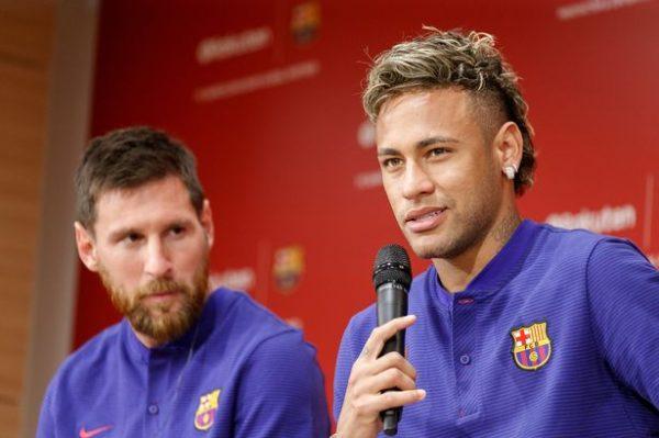 Messi Sudah Buktikan Tanpa Neymar Barcelona Juga Bisa Bermain Bagus