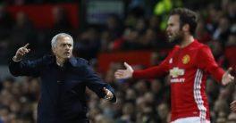 Juan Mata Katakan Tidak Ada Permasalahan Dirinya Dengan Mourinho