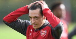 Martin katakan Ozil Akan Membuat Perbedaan Di Arsenal