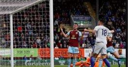Laporan Pertandingan Sepakbola Liga Inggris Burnley VS Chelsea