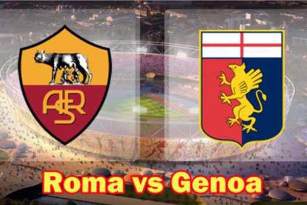 Prediksi Pertandingan Sepakbola Liga Italia AS Roma VS Genoa