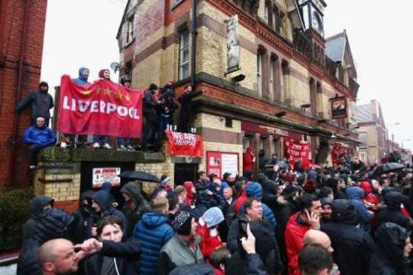 Polisi Italia Jamin Keselamatan Untuk Suporter Liverpool Di Roma