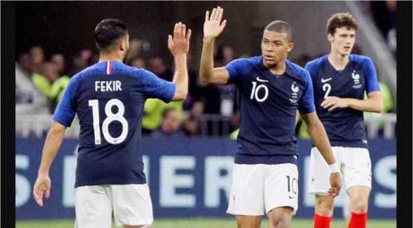 Laporan Pertandingan Timnas Perancis VS Timnas Peru