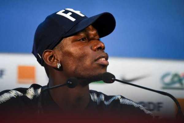 Paul Pogba Ngambek Ancam Pensiun Usai Piala Dunia Rusia