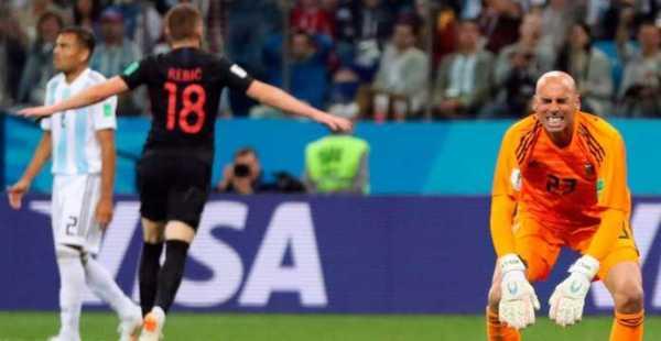 Skuad Timnas Argentina Disebut Terburuk Dalam Sejarah