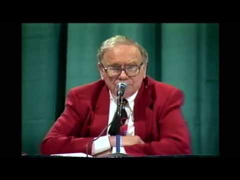 Warren Buffett: 'Money costs money'