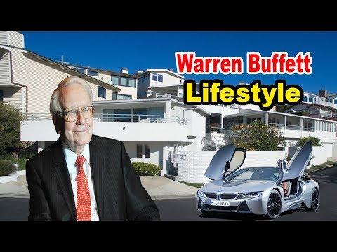 Warren Buffett – Lifestyle, Girlfriend, Family, Net worth, House, Car, Age, Biography 2019