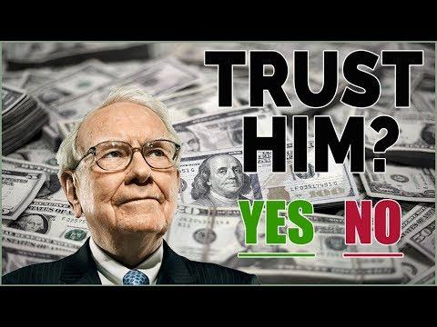 Should You Trust Warren Buffett?