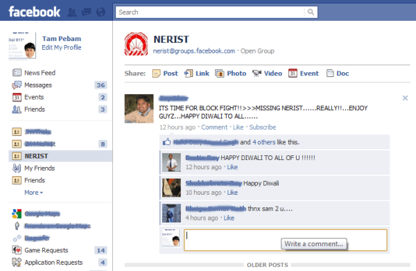 Facebook User Experience flaws by 12bubbles