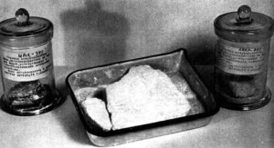 Soap made from the fat of Jews