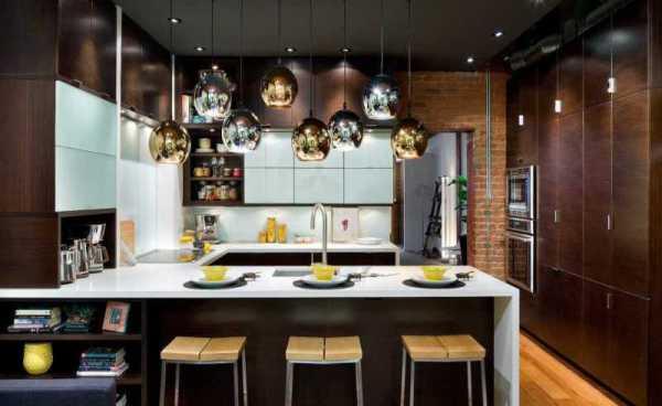 Дизайн кухни 2019 года - Фото Дизайн интерьера