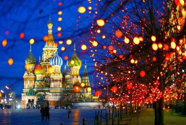 ТОП-12: Куда пойти в Москве на новогодние праздники 2019 ...