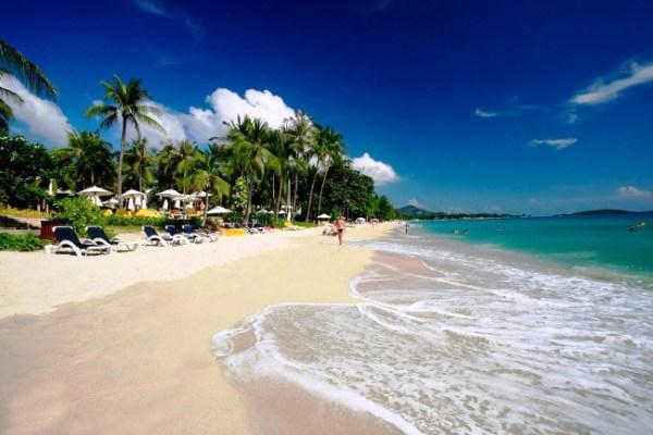 ТОП-12 лучших пляжей Самуи - Фото Планета Земля