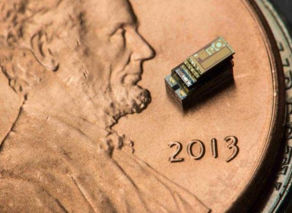 ТОП-12 самых маленьких компьютеров в мире – Фото Технологии