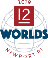 2019 12 Metre Worlds logo