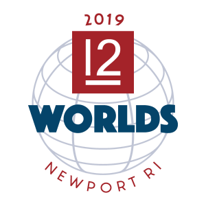 2019 12mR World Championship logo