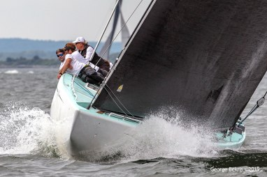 2019 12 Metre World Championship, photo by George Bekris
