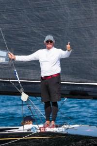 Jack LeFort onboard Challenge XII (KZ-10)