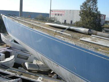 Azzurra IV (I-11), photos courtesy Maurizio Vecchiola