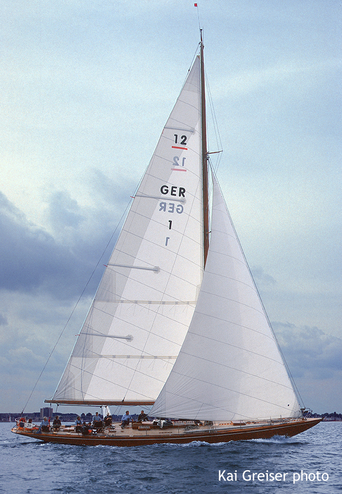 Inga, G-1, photo by Kai Greiser