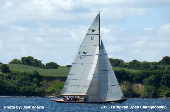 Blue Marlin, FIN-1