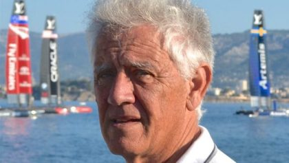 ITMA Technical Committee Chairman, Ken McAlpine inducted to America's Cup Hall of Fame