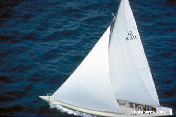 Kookaburra I, KA-11