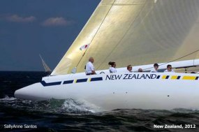 New Zealand, KZ-3, photo by: SallyAnne Santos