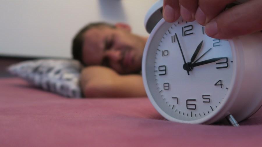 Der Schlaflose