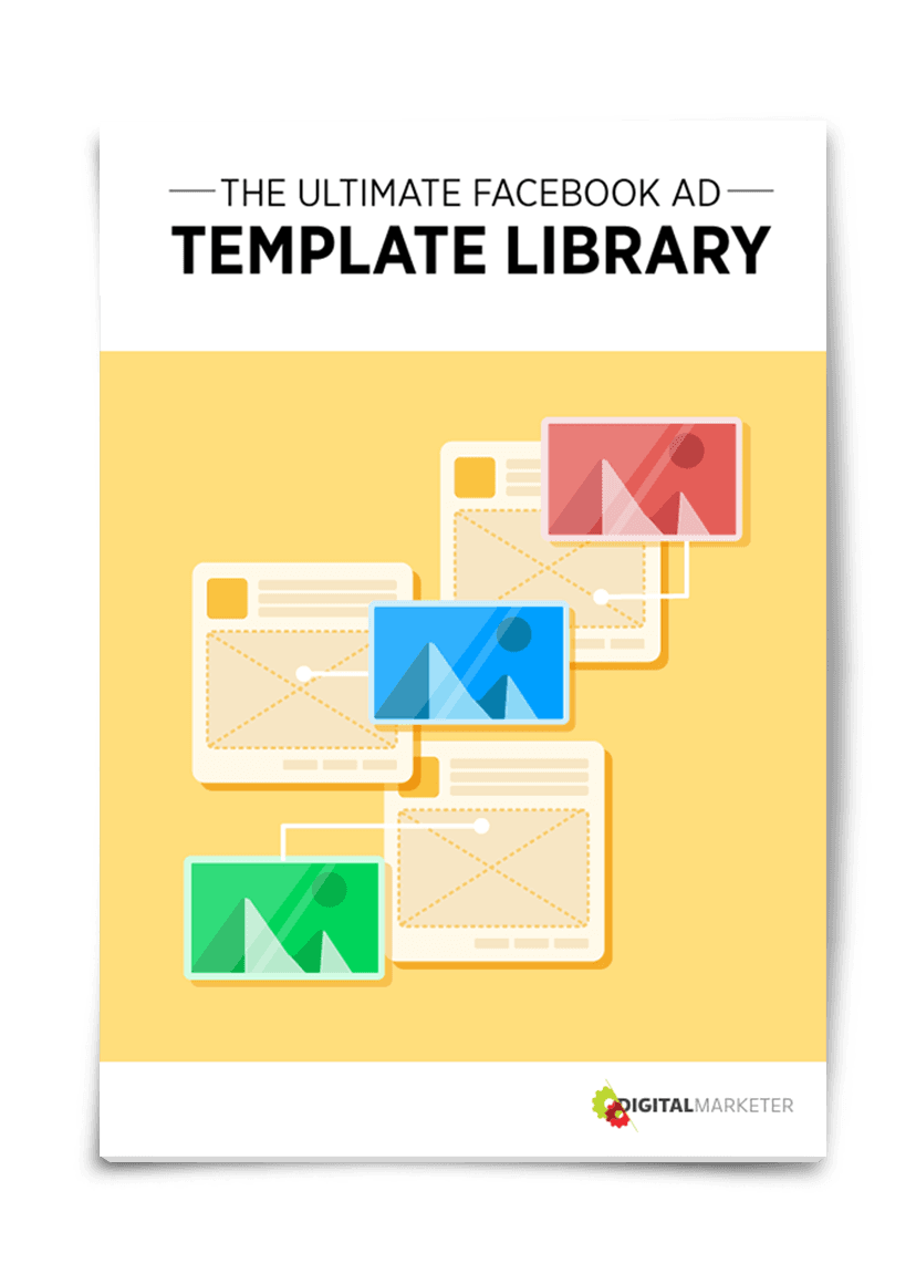 """This facebook job post template will help you create a """"we're hiring post"""" to advertise your open roles on facebook. The Facebook Ad Template Library Digitalmarketer"""
