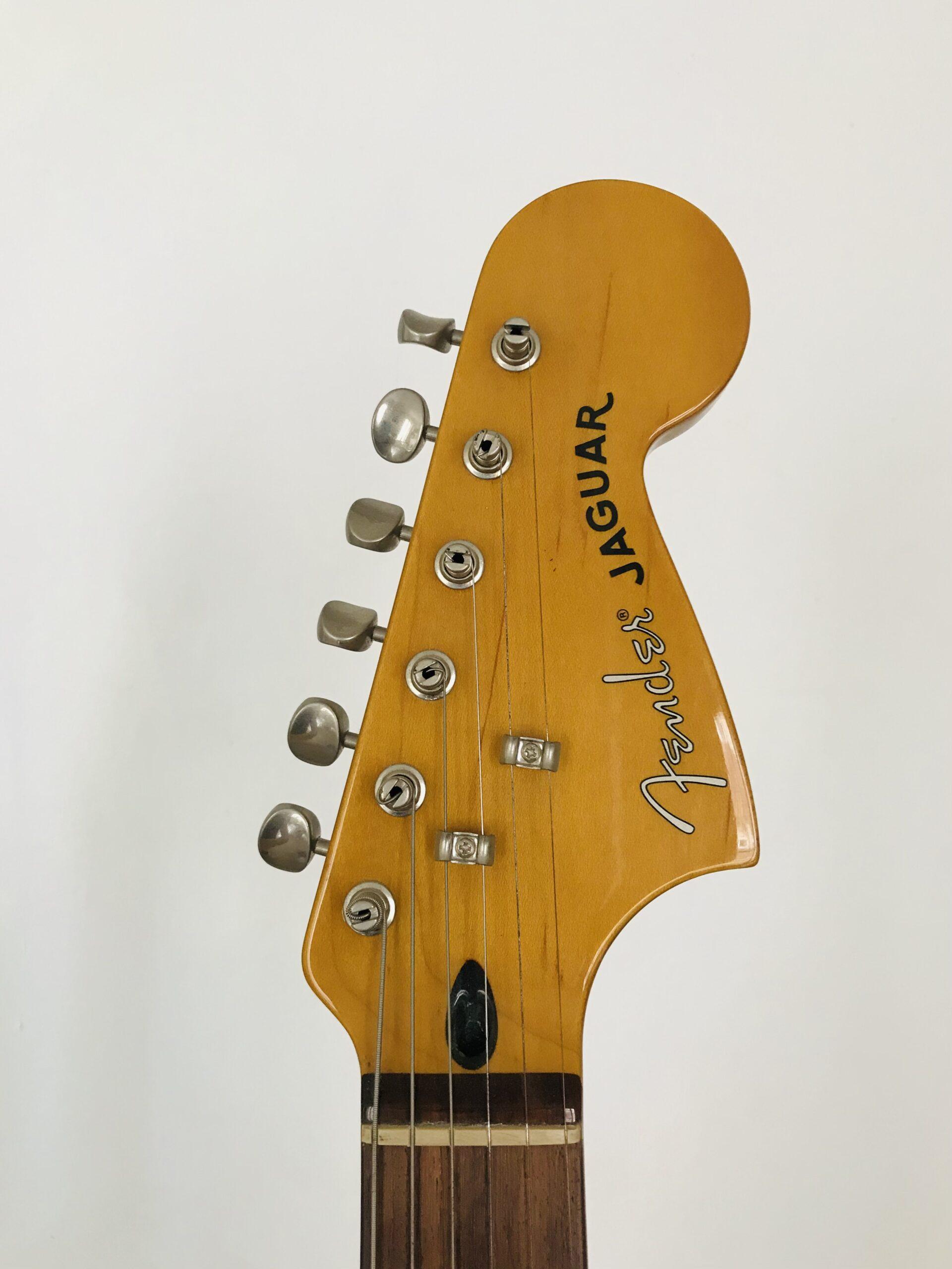 Fender Jaguar - 12 Tree Studios