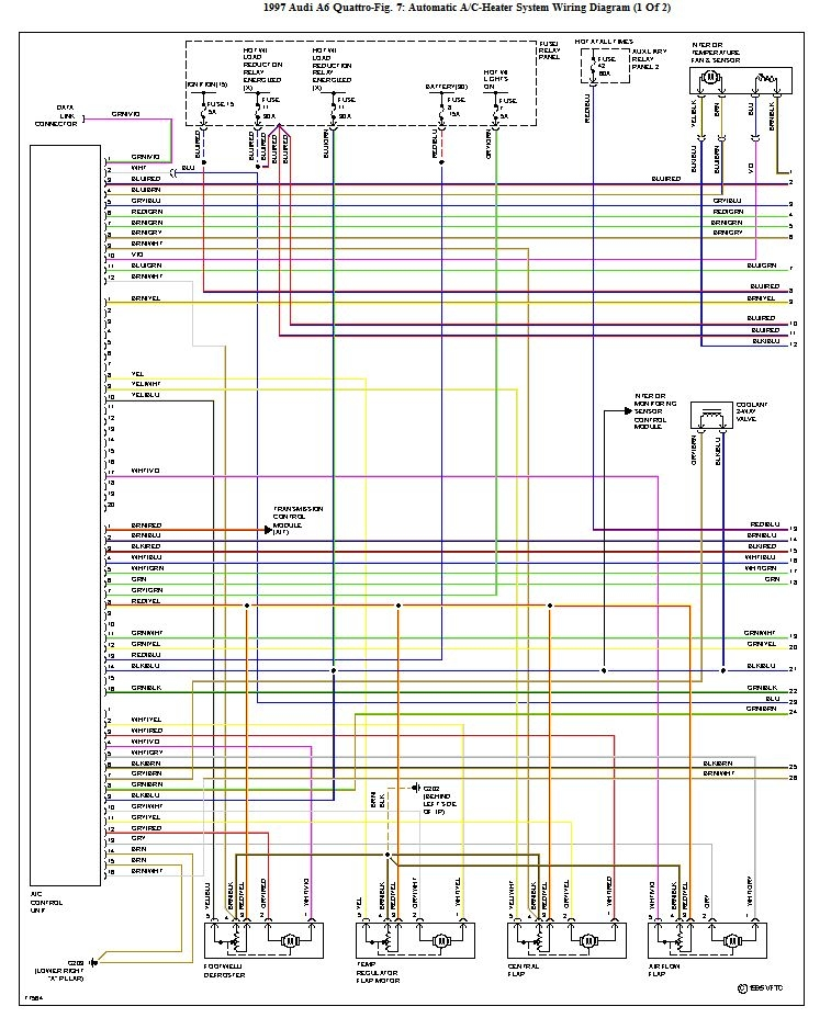 HVAC Wiring Diagram1 audi rs4 cabriolet headlight wiring diagram audi wiring diagram Audi A8 Oil Filter at panicattacktreatment.co