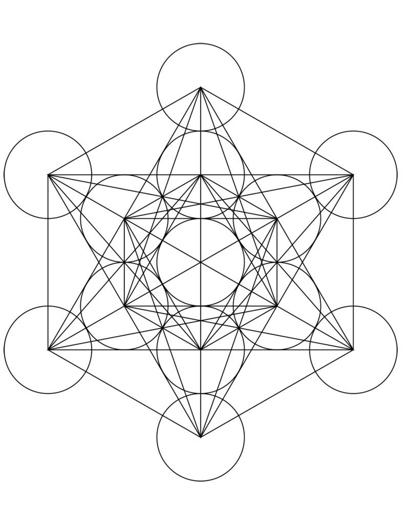 Metatrons cube