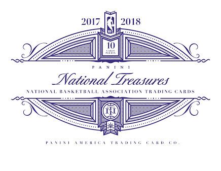 National Treasures 17-18 Basketball