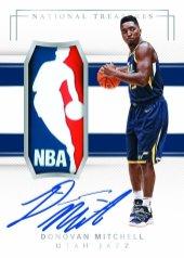 National Treasures (17-18) Basketball