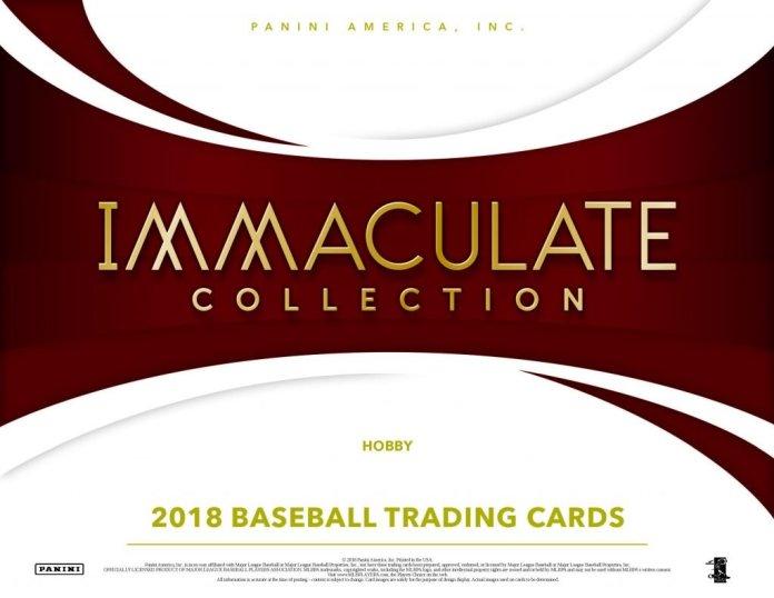 2018 Immaculate Basbeall