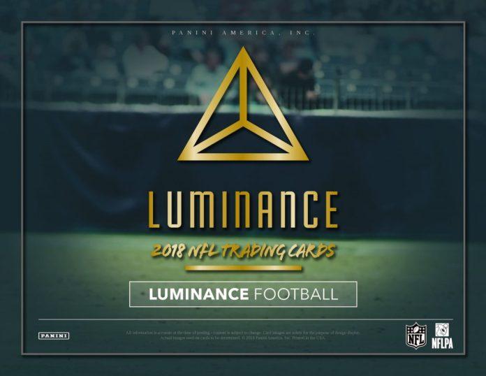 2018 Luminance Football