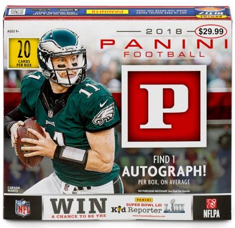 2018 Panini Base Brand Football