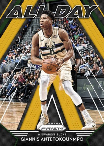 2018-19 Prizm Basketball Preview Images