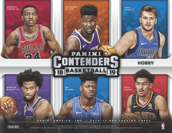 2018-19 Contenders Basketball