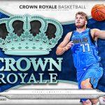 2018-19 Crown Royale Basketball
