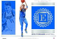 2018-19 Panini Encased Basketball