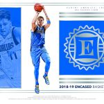 2018-19 Panini Encased Basketball